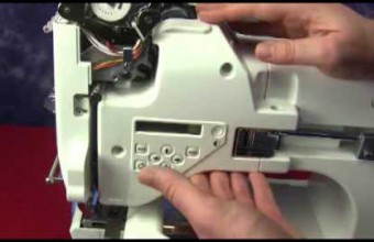 MB4 stationary cutter removal