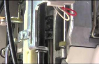 MC11000   Needle Bar Height