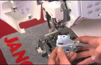 MC11000   thread cutter unit service