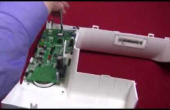 MC7700QCP   a board installation