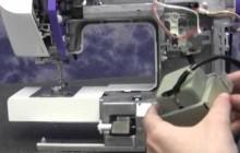 Janome DC2014 – Replacing the Transformer