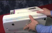 MC350E Belt Cover and Face Plate Attachment (1)